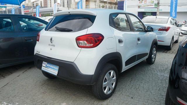 Renault kwid 1.0 flex zen 2019 novissimo rinaldo - Foto 3