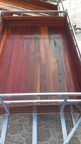 Reboques galvanizados  - Foto 4