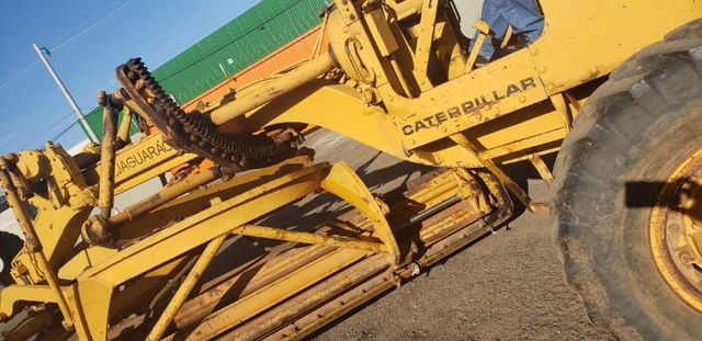 Motoniveladora Caterpillar 120B - Foto 5
