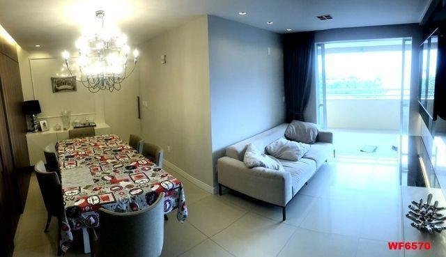 Portal de Ávila, Parque del Sol, apartamento com 3 quartos, gabinete, móveis projetados - Foto 2