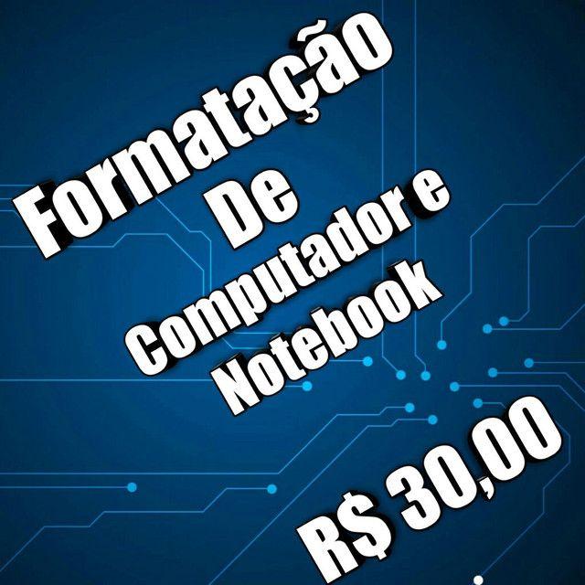 Manutenção de Computadores e Notebooks - Foto 2