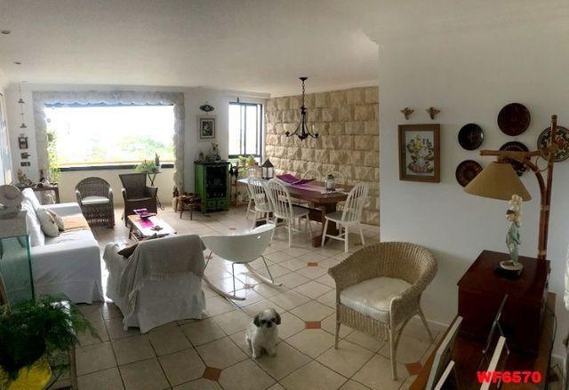 Pacific Hills, apartamento com vista mar, 3 quartos, 2 vagas de garagem, bairro Dunas - Foto 2