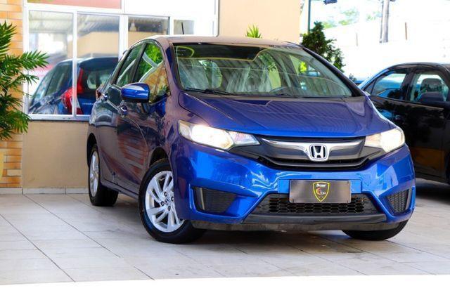 Honda fit lx automático 2015