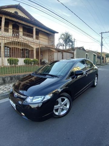 New Civic Lxs Aut. 2008 - Foto 2
