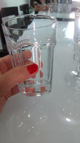 6 Taças ou 6 copos Belle Époque  - Foto 5