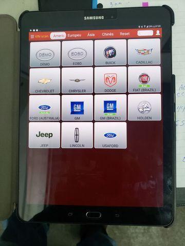 Scanner bluetooth icarscan todas montadoras, funções especiais  - Foto 4