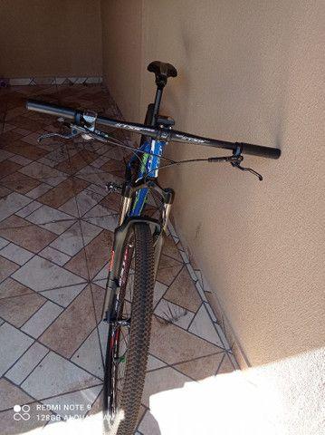 BIKE GT TIMBERLINE TOP DE LINHA  - Foto 4