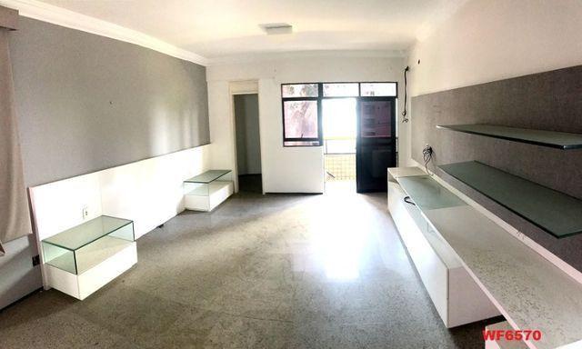 Edifício Búzius, apartamento com 4 quartos, gabinete, estar íntimo, 4 vagas - Foto 12