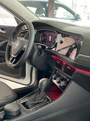 Volkswagen JETTA COMFORTLINE 250 TSI + PAINEL DIGITAL TETO SOLAR - Foto 9