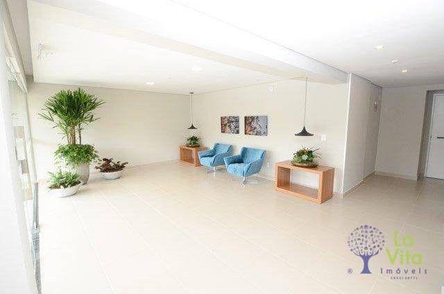 Apartamento com 02 dormitórios (sendo 01 suíte) com 02 vagas individuais de garagem Edifíc - Foto 12