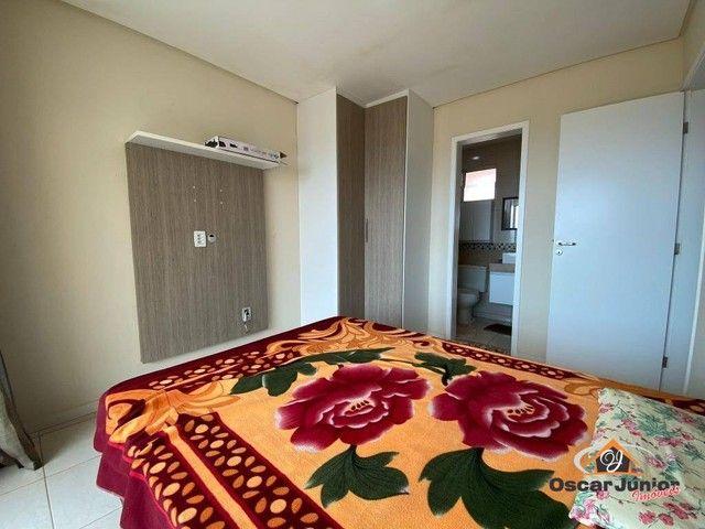 Apartamento com 4 dormitórios à venda, 203 m² por R$ 550.000,00 - Porto das Dunas - Aquira - Foto 13