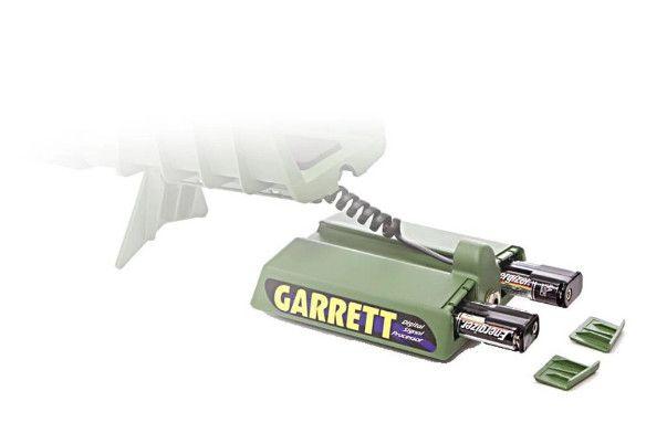 Detector Garrett GTI 2500 Treasure Hound - Imperdível