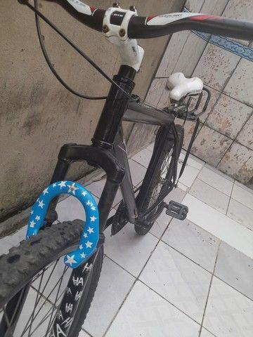 Vendo bicicleta Kaloi de aluminio - Foto 2