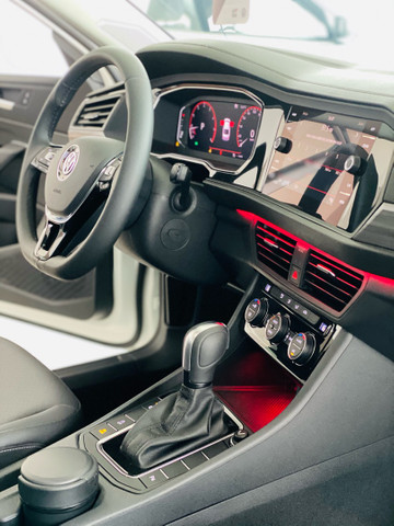 Volkswagen JETTA COMFORTLINE 250 TSI + PAINEL DIGITAL TETO SOLAR - Foto 10
