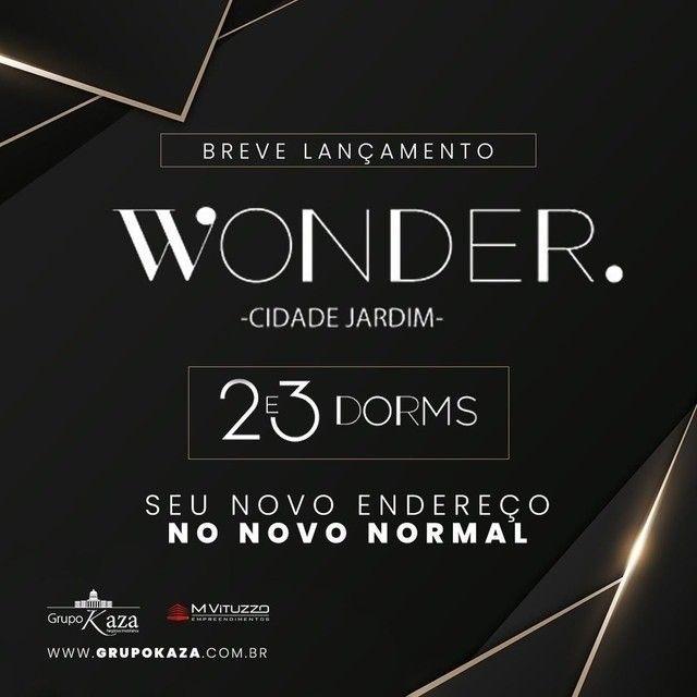 (o) Wonder  - 2 e 3 dormitórios