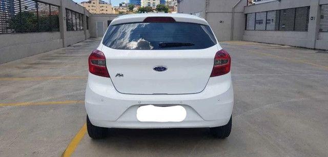 Ford Ka Hatch Se 1.0 Flex (parcelamos) - Foto 4