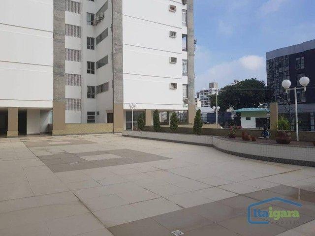 Apartamento com 3 dormitórios para alugar, 130 m² por R$ 1.800,00/mês - Pituba - Salvador/ - Foto 7