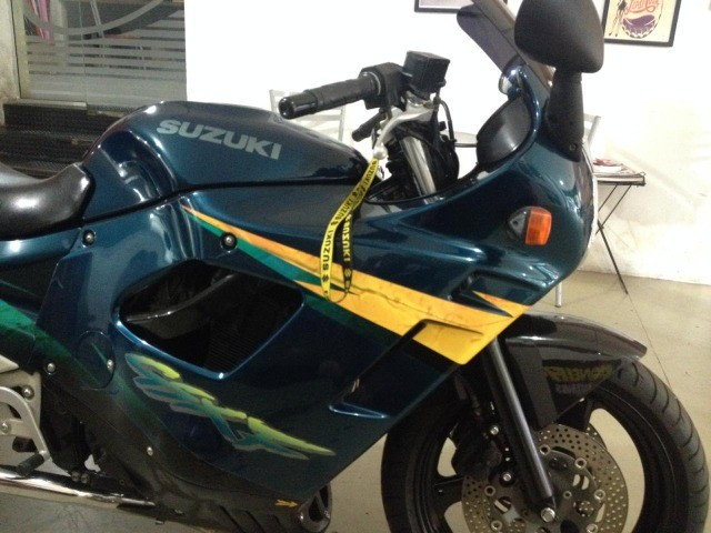 Moto Suzuki  - Foto 2