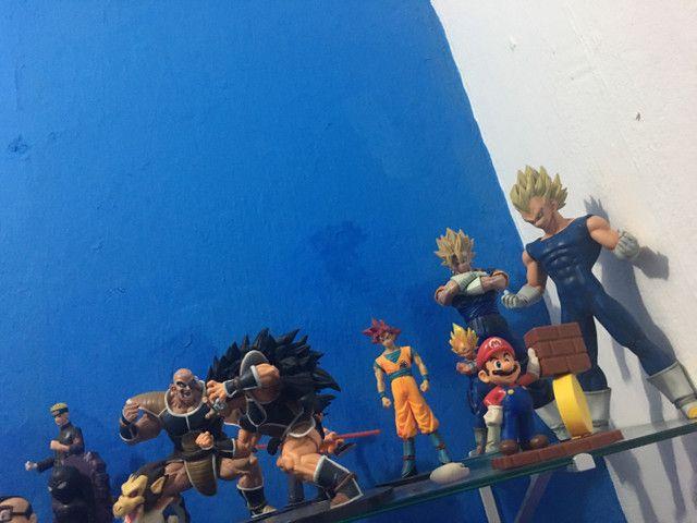 Vendo peças e coleções dragonballz e Naruto etc  - Foto 2