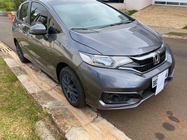 Honda Fit 2018  apenas:21187 km ,impecavel - Foto 3