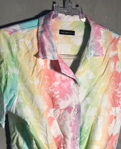 Blusa Tie Dye - Foto 2