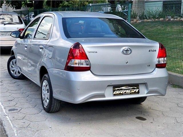 Toyota Etios 2020 1.5 x sedan 16v flex 4p manual - Foto 3