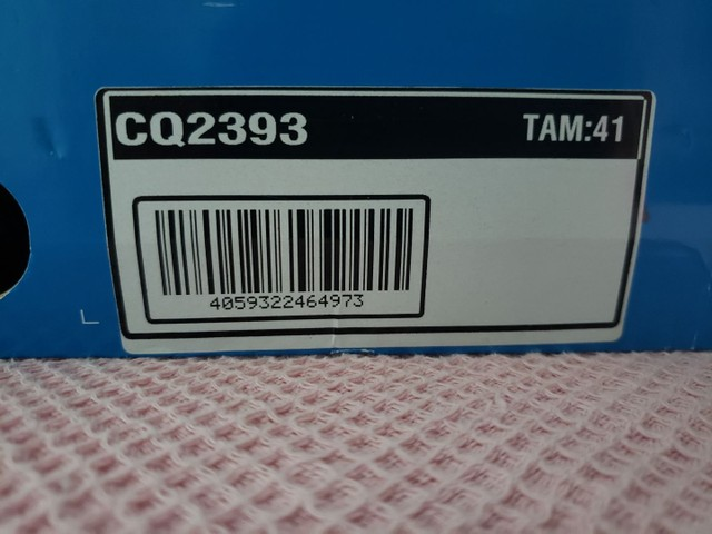 Tênis Adidas Eqt 93 17 Original Novo Tamanho 41 - Foto 5