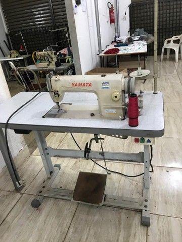 Máquina reta e ponto cadeira  - Foto 2