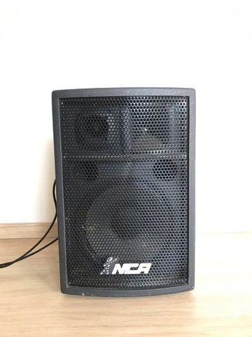 Caixa acústica NCA