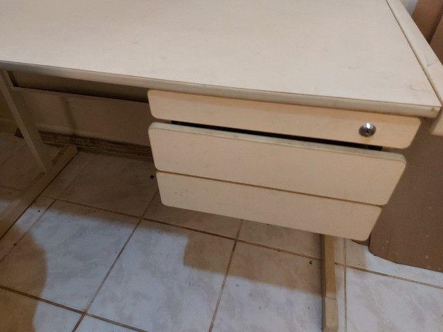 Mesa de canto para escritorio - Foto 4