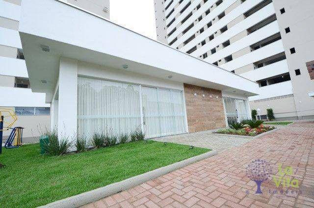 Apartamento com 02 dormitórios (sendo 01 suíte) com 02 vagas individuais de garagem Edifíc - Foto 7