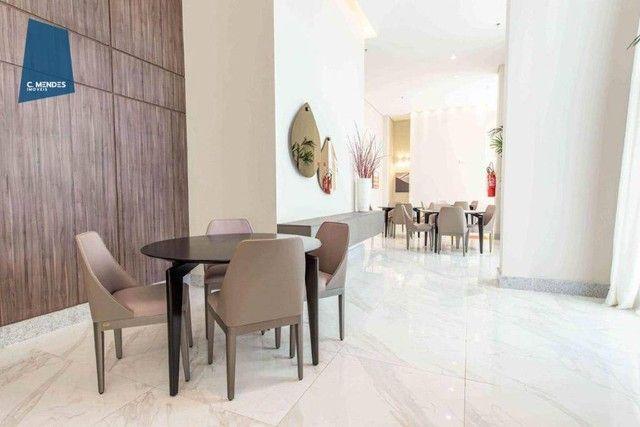 Apartamento Duplex com 3 dormitórios à venda, 172 m² por R$ 1.972.641,00 - Guararapes - Fo - Foto 8