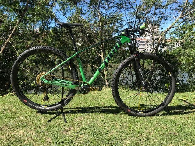 Bicicleta Edro Summa Pro Aro 29 - Seminova MTB