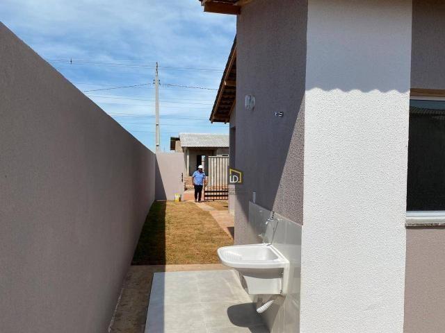 Casa com 2 dormitórios à venda, 66 m² por R$ 159.900 - Jacaranda - Várzea Grande/MT - Foto 10