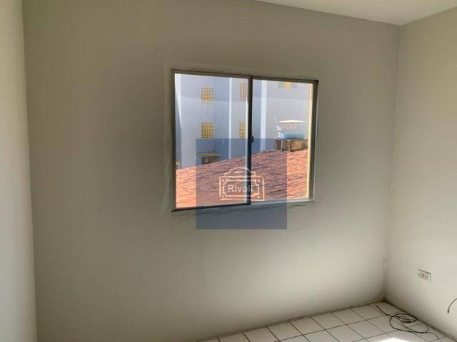 Apartamento com 2 dormitórios para alugar, 57 m² por R$ 750,00/mês - Cidade Universitária  - Foto 9