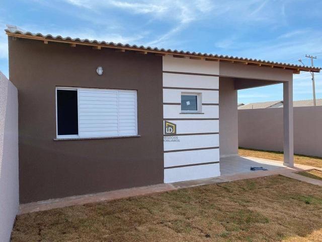 Casa com 2 dormitórios à venda, 66 m² por R$ 159.900 - Jacaranda - Várzea Grande/MT - Foto 13