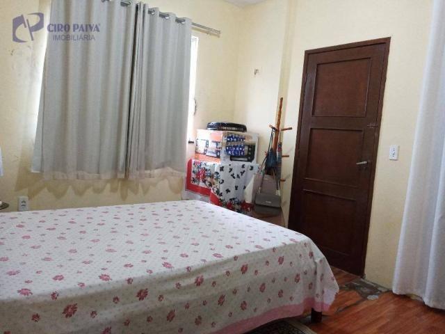 Apartamento com 2 dormitórios à venda, 82 m² por R$ 250.000,00 - Amadeu Furtado - Fortalez - Foto 9