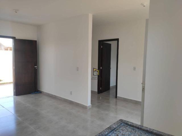 Casa com 2 dormitórios à venda, 66 m² por R$ 159.900 - Jacaranda - Várzea Grande/MT - Foto 5
