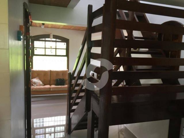 Casa com 3 dormitórios à venda por R$ 400.000,00 - Jacaroá - Maricá/RJ - Foto 14