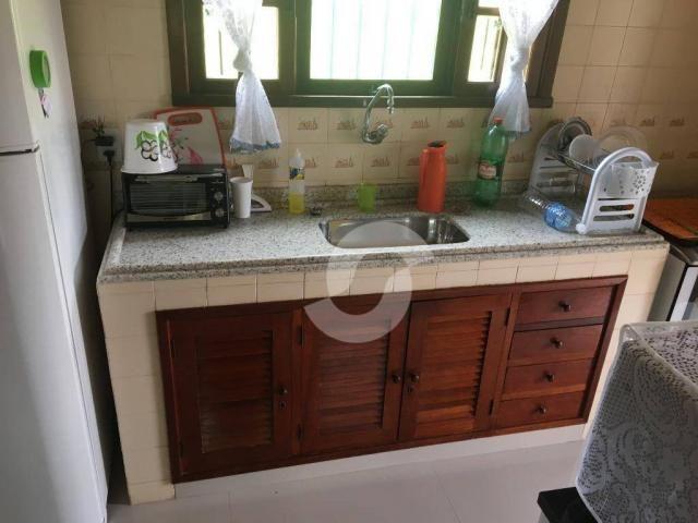Casa com 3 dormitórios à venda por R$ 400.000,00 - Jacaroá - Maricá/RJ - Foto 16