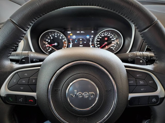 COMPASS 2019/2020 2.0 16V FLEX LONGITUDE AUTOMÁTICO - Foto 10