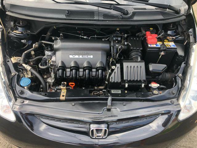 Honda / Fit 1.5 Ex 2007 Completo + Automático 26.900 - Foto 16