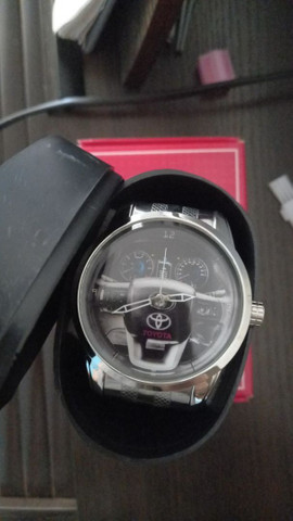 Relógio Masculino Toyota - Foto 2