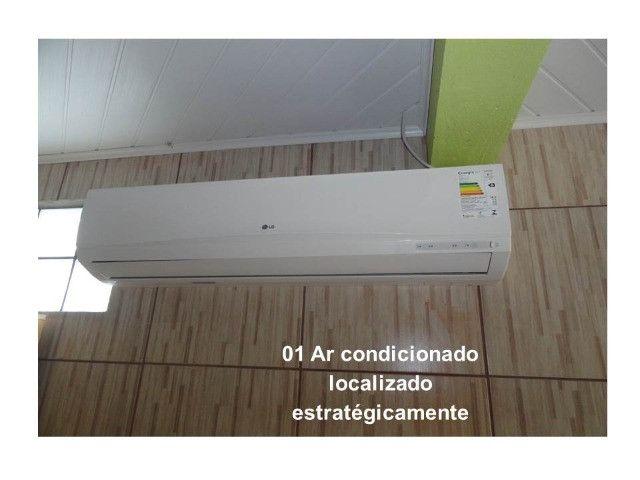 Aluga-se casa para veraneio em Arambaré 01 quadra da praia - Foto 7