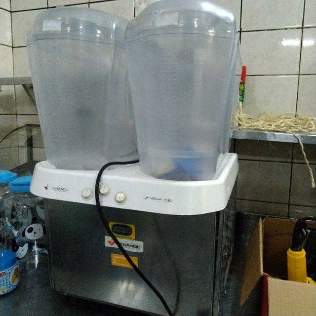 Expositor, Refrigerador, Pia, Coifa, dutos, tudo INOX  - Foto 4