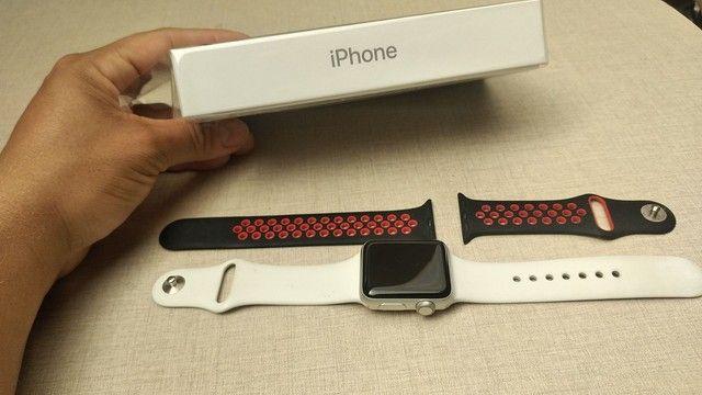 Vendo IPhone XR + Relógio  - Foto 2