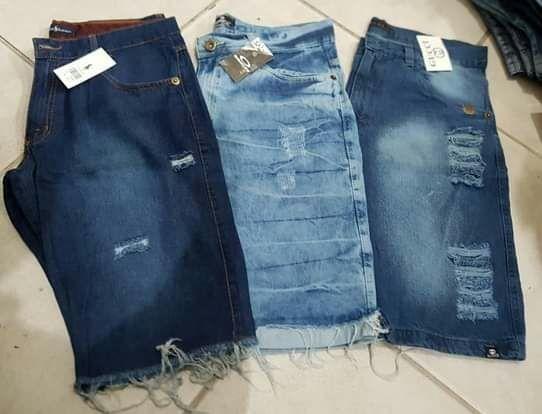 Bermudas Jeans No Atacado  - Foto 5