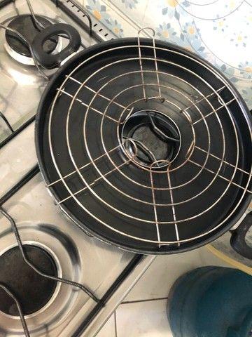 Churrasqueira de fogão - Foto 2