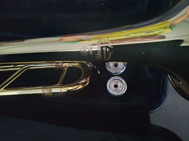 Trompete Yamaha - Ytr AD 200 - Foto 5