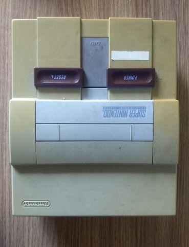 Super Nintendo Funcionando - Foto 5